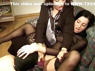Greatest Homemade Bisexual, Matures Bang-out Scene