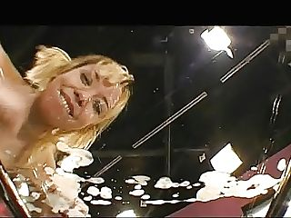 German Retro Blonde Whore Gets Urinated In Her Mouth While Having...