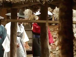 Korean Ancient Hook-up Movie ( Hwang Jin Yi )