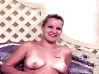 Big-boobed Antique Honey Doggystyled And Facialized